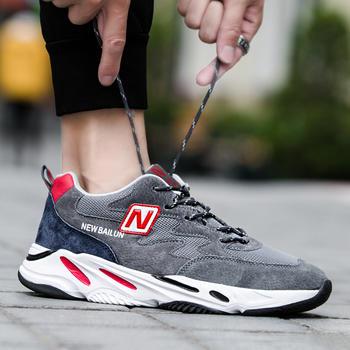 New Barlun纽巴伦春季男女运动鞋跑步休闲鞋时尚大码