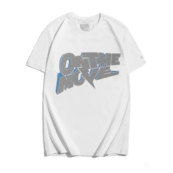Lee 新款字母印花 男士短袖T恤 L249252KCK14