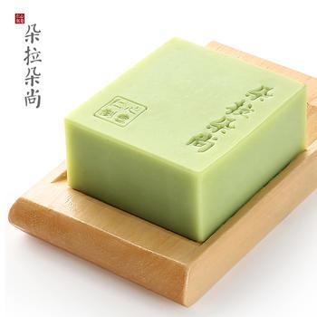 朵拉朵尚茶树紧致植物皂115g温和清爽控油