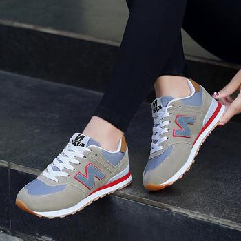 New Barlun纽巴伦春季男女运动鞋n字鞋休闲鞋跑步鞋单鞋