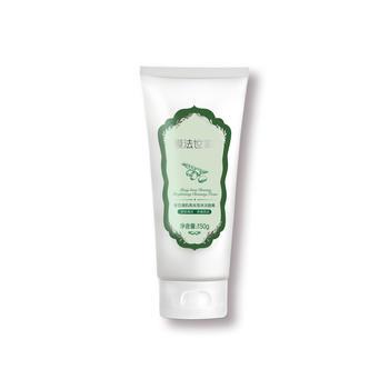 膜法世家 绿豆清肌亮采泡沫洁面膏 150g 深层清洁毛孔