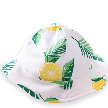 谷斐尔婴儿遮阳帽子男女宝宝夏季防晒帽透气薄款太阳