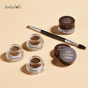Judydoll橘朵眉膏防水塑形眉笔胶防汗初学者自然不脱色