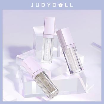 Judydoll橘朵液体眼影盘卧蚕提亮大闪偏光钻石闪耀提亮液