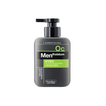 曼秀雷敦(Mentholatum)   男士冰爽活炭洁面乳 150ml