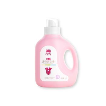 中国•红色小象婴儿多效洗衣液(清新果香)1.2L