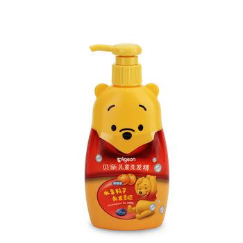贝亲儿童洗发精250ml 水果精华 头发柔顺