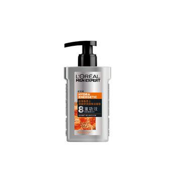 法国•欧莱雅 (L'Oreal) 男士劲能舒润液体洁面皂150ml