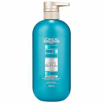 欧莱雅沙龙专属丝泉净化洗发水600ml