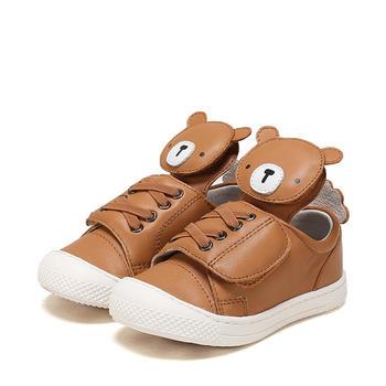 鞋柜童鞋儿童学步鞋0-3岁女童可爱软底宝宝鞋