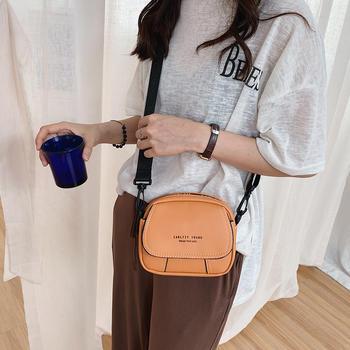 雅诗罗韩版时尚马卡龙斜挎小包包休闲百搭单肩女包