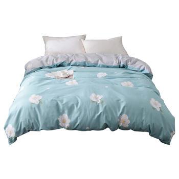恒源祥全棉被套棉单件学生宿舍1.5米床纯棉被罩