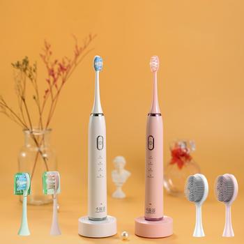 BEPERFECT(CARPF)充电电动牙刷男女成人超软毛声波美白刷