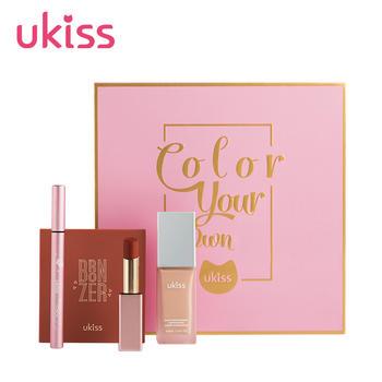 ukiss悠珂思节日礼盒套装两款可选彩妆套装新手初学