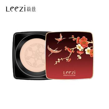 莉兹leezi网红小蘑菇头持久遮瑕美颜气垫BB霜