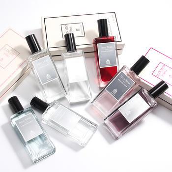 香水礼盒套装沙龙淡香水持久留香女士香氛