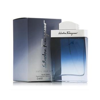 菲拉格慕(Ferragamo)蓝色经典男士淡香水30ml