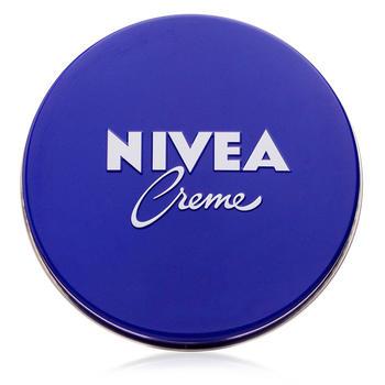 Nivea/妮维雅润肤霜蓝罐装深层滋润全身适用护肤润肤霜