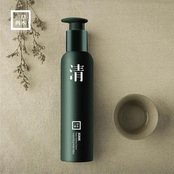 三草两木木梨花清肌净澈洁面乳200ml补水保湿洁面乳