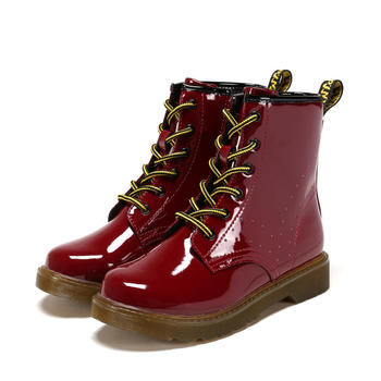 shoebox/鞋柜休闲舒适马丁靴