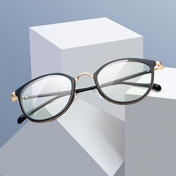 威古氏防蓝光眼镜韩版男女眼镜框手机电脑护目平光眼镜