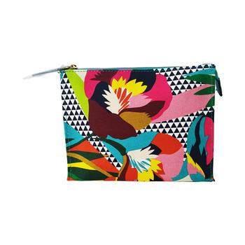 雅诗兰黛化妆包-塔希提岛限定款 简约大气便携大容量手拿包女包