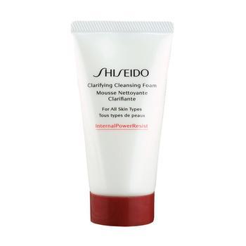 资生堂(Shiseido) 肌活焕采洁面膏 50mL