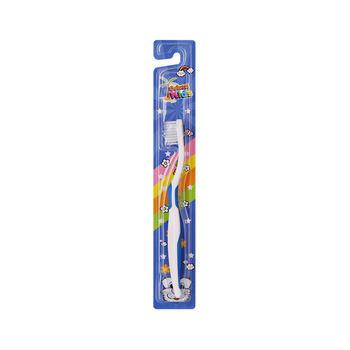 原装进口 德露宝 儿童牙刷 防滑刷柄 2-3-6-12岁适用呵护宝宝细软牙刷