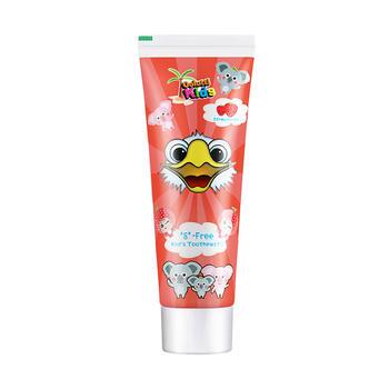 原装进口德露宝 儿童牙膏(草莓味)80g
