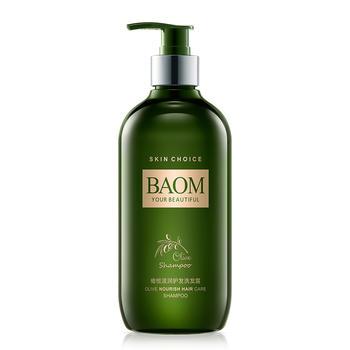 (500ml)葆玛之谜 橄榄滋润 去屑止痒洗发水 护发洗发露