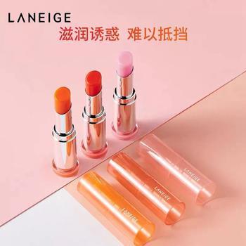 韩国•兰芝(LANEIGE)新品琉璃淡彩唇膏  3g
