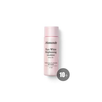 韩国•梦妆(mamonde)花萃透亮净白保湿乳 25ml*10个