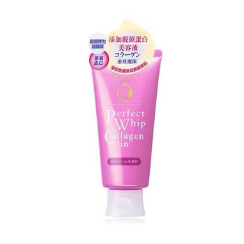 资生堂珊珂(SENKA)绵润胶原洁面乳洗颜补水保湿胶原洗面奶120g