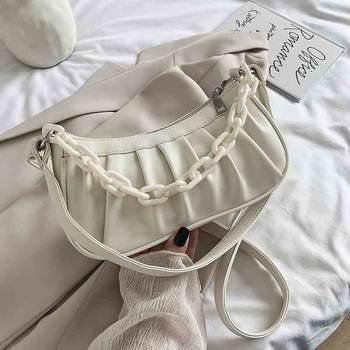 INME百搭ins女士小包包潮时尚单肩腋下包夏季网红斜挎手提包