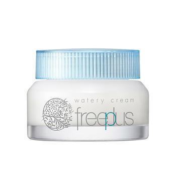 日本•芙丽芳丝(freeplus)水感沁润霜50g 温和保湿补水滋润敏感肌