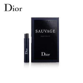 迪奥(Dior)旷野男士淡香氛 1ml   小样