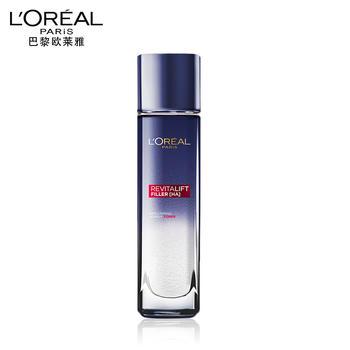欧莱雅复颜玻尿酸水光充盈导入晶露补水保湿淡化细纹爽肤水正品
