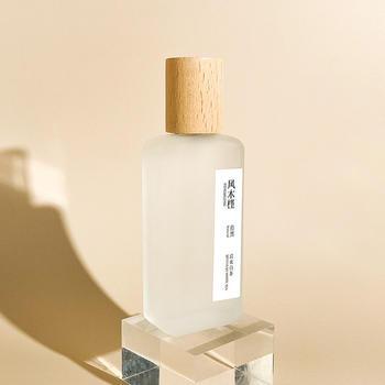 风木槿清欢白茶香水茶香无极乌龙淡香学生少女淡雅女中性木质香