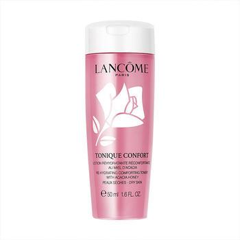 法国•兰蔻 (Lancome)新清滢柔肤水兰蔻粉水50ml 补水保湿